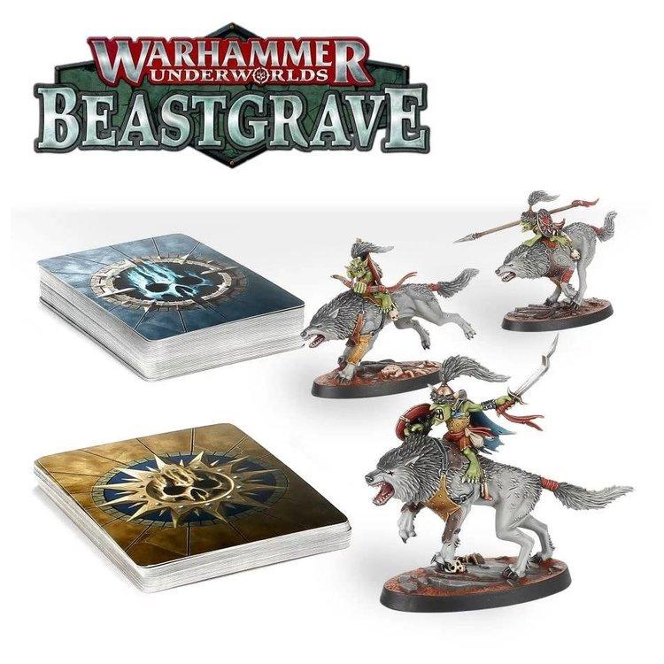 Games Workshop Warhammer Underworlds: Beastgrave – Rippa's Snarlfangs