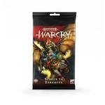 Games Workshop Warhammer Age of Sigmar: Warcry Card Pack - Slaves to Darkness