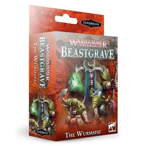 Games Workshop Warhammer Underworlds: Beastgrave - The Wurmspat