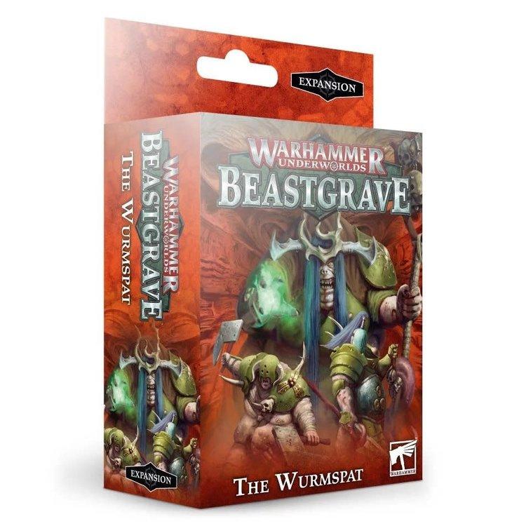 Games Workshop Warhammer Underworlds: Beastgrave - The Wurmspat