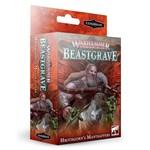 Games Workshop Warhammer Underworlds: Beastgrave – Hrothgorn's Mantrappers