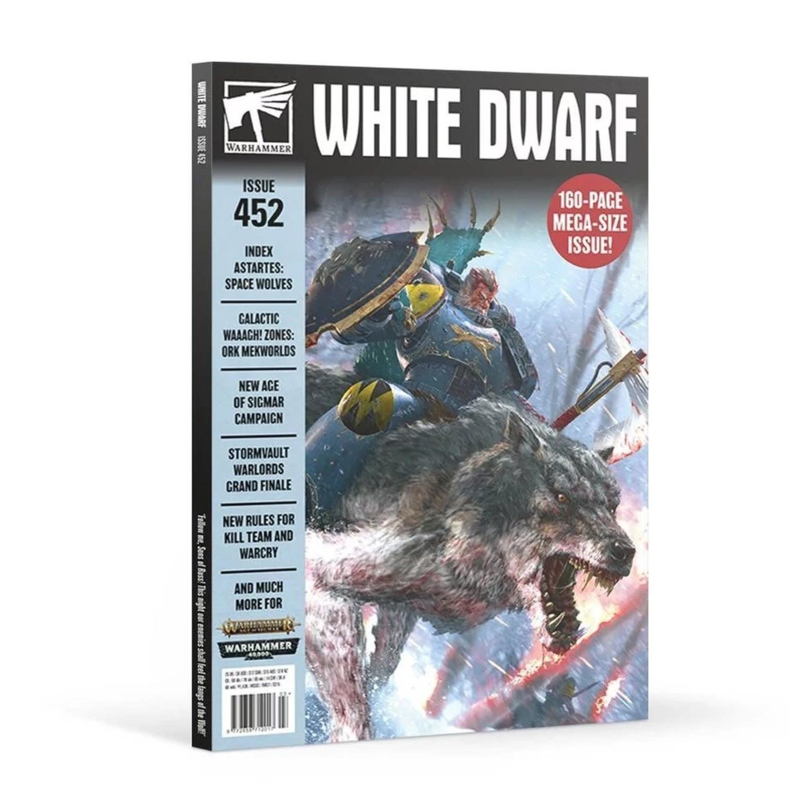 Games Workshop White Dwarf 2020 - March