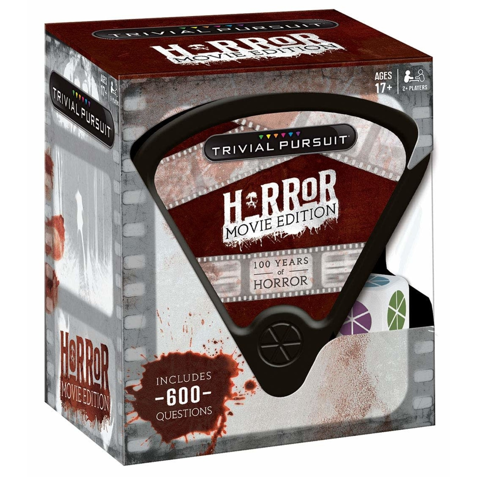 USAoploy Trivial Pursuit: Horror Movie Edition