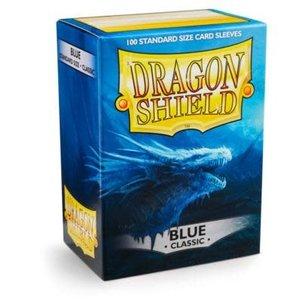 Arcane Tinman Dragon Shields: Blue (100)