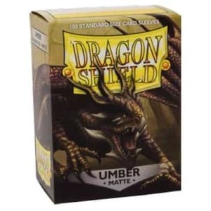 Arcane Tinman Dragon Shields: Card Sleeves - Umbre Matte (100)