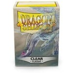 Arcane Tinman Dragon Shields: Cards Sleeves -  Clear Classic (100)