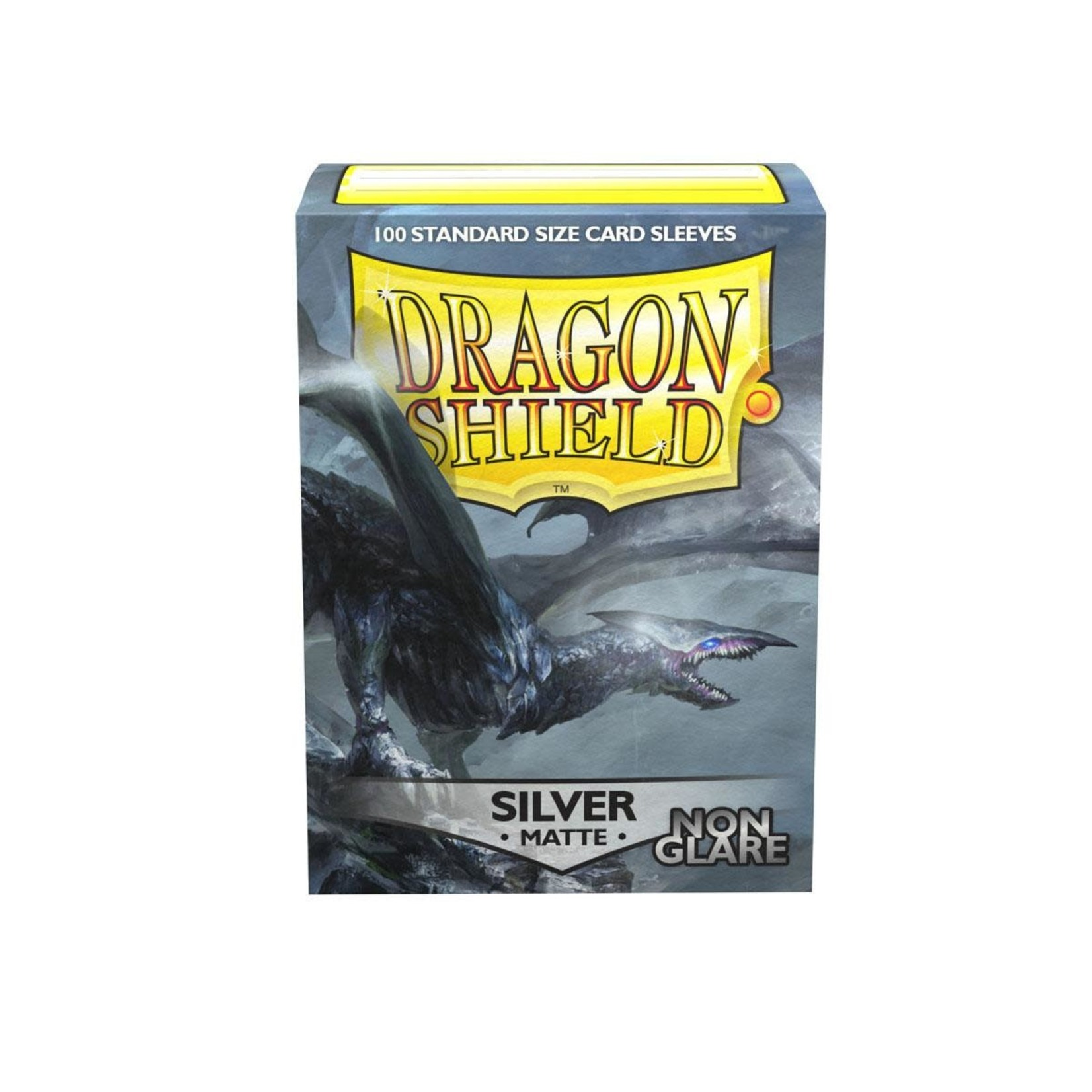 Arcane Tinman Dragon Shields: Cards Sleeves -  Non Glare SilverMatte (100)