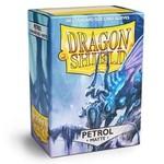 Arcane Tinman Dragon Shields: Cards Sleeves -  Petrol Matte (100)