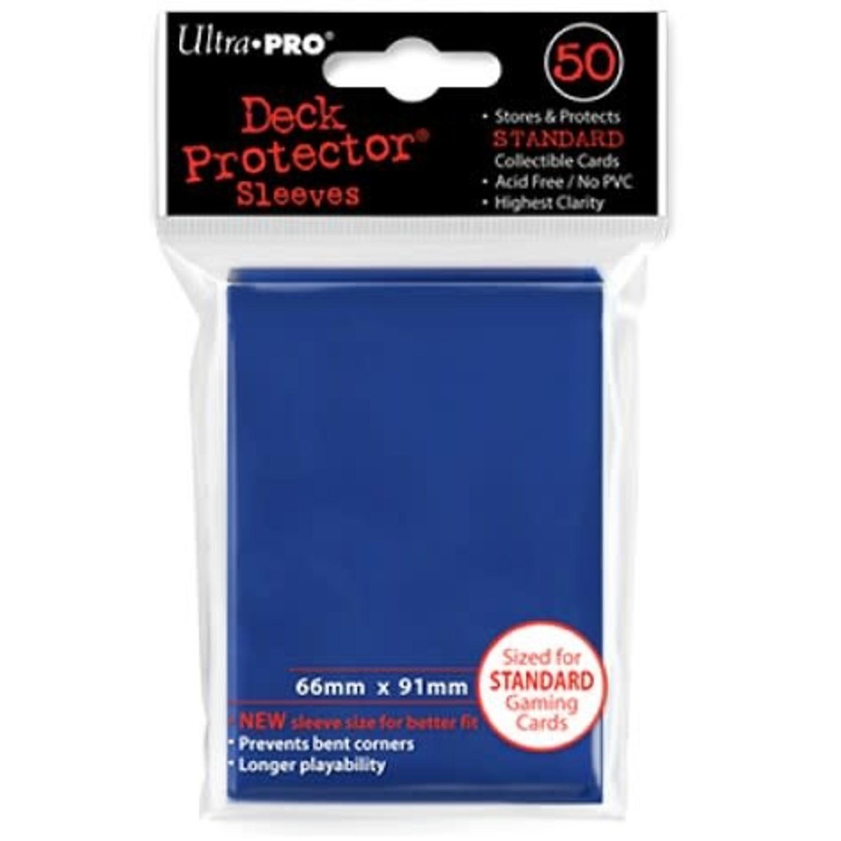 Ultra Pro ULP DP Blue 50
