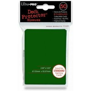 Ultra Pro Ultra Pro Card Sleeves: Green (50)