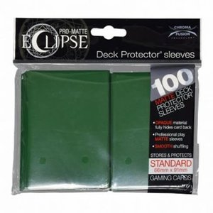 Ultra Pro Ultra Pro Eclipse: Card Sleeves - Forest Green (100)