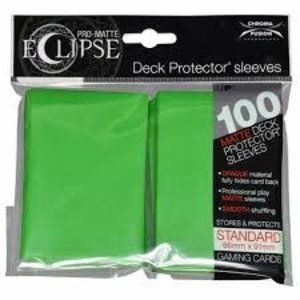 Ultra Pro Ultra Pro Eclipse: Card Sleeves - Lime Green (100)