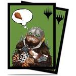 Ultra Pro Ultra Pro: Card Sleeves - Chibi Collection: Garruk I'm Starving (100)