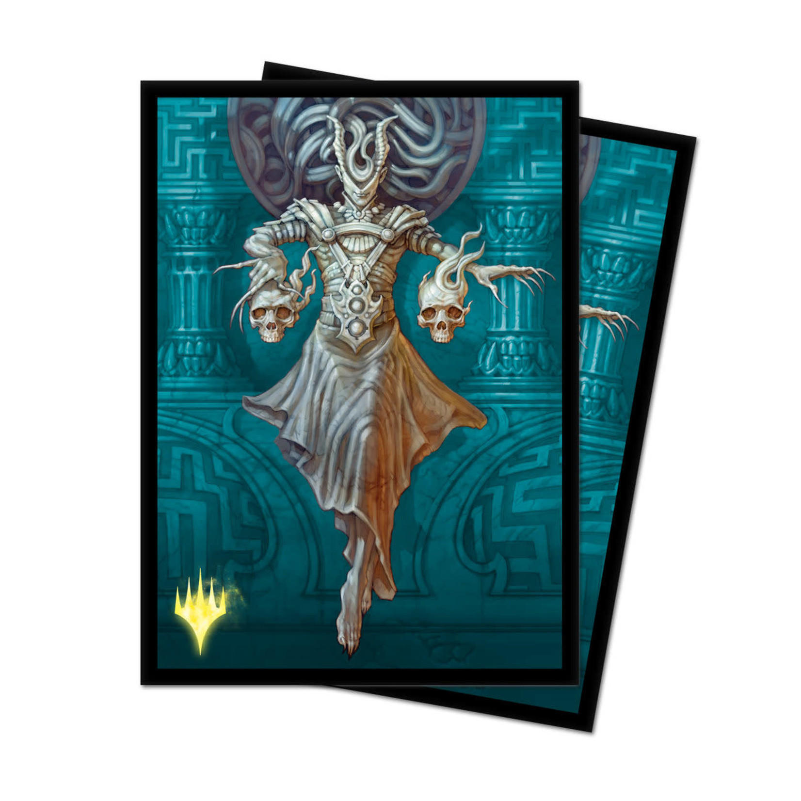 Ultra Pro Ultra Pro: Card Sleeves - MTG THB - Alt Art Ashiok
