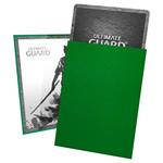 Ultimate Guard Ultimate Guard: Card Sleeves -Katana  Green (100)