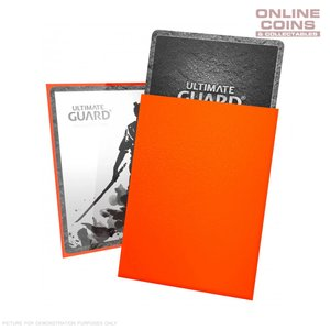 Ultimate Guard Ultimate Guard: Card Sleeves -Katana Orange (100)