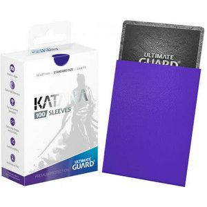 Ultimate Guard Ultimate Guard: Card Sleeves -Katana  Blue (100)
