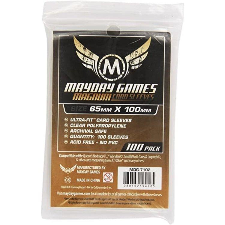 Mayday Mayday: 7 Wonders Card Sleeves 65x100 (50)