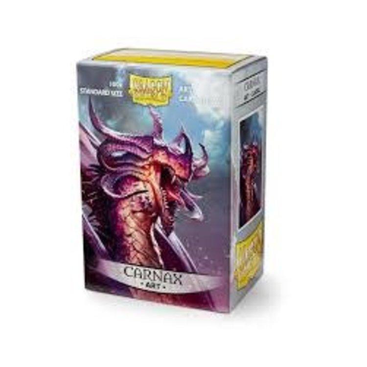 Arcane Tinman Dragon Shields: Classic Art Sleeves - Carnax (100)