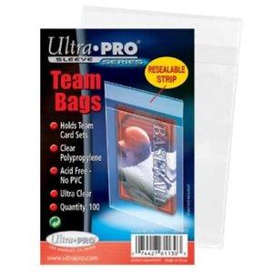 Card Storage Bags: Team Bags (100)