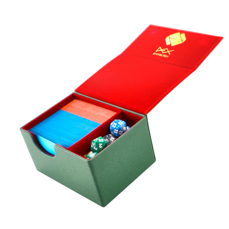 Dex DEX Creation: Medium Deck Box - Green