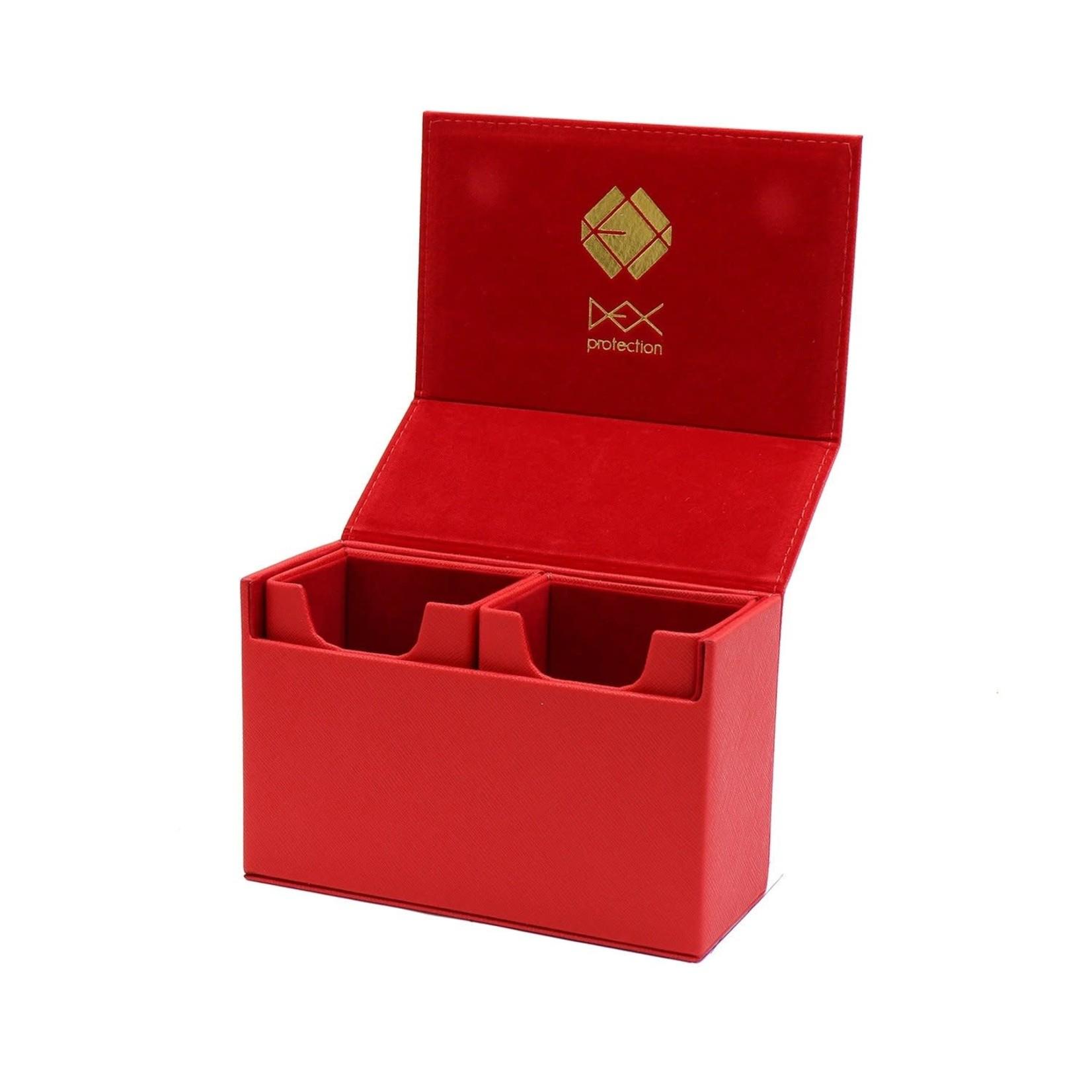 Dex DEX Dualist: Deck Box - Red