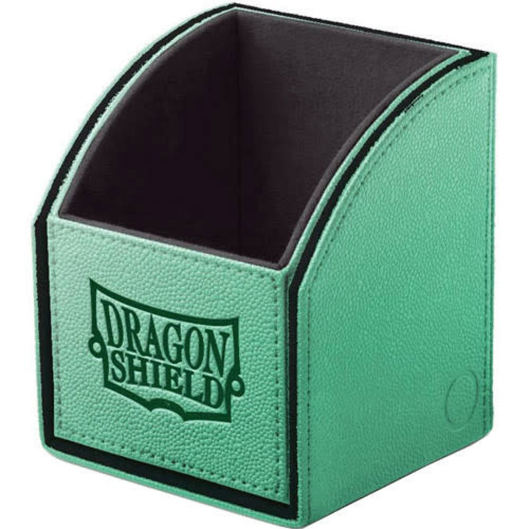 Arcane Tinman Dragon Shield Deckbox Nest - Green/Black