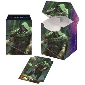 Ultra Pro MTG Deck Box: ELD - Garruk, Cursed Huntsman