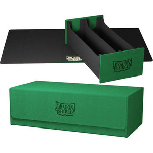 Dragon Shield Dragon Shield: Deckbox Nest 500 - Magic Carpet Green/Black