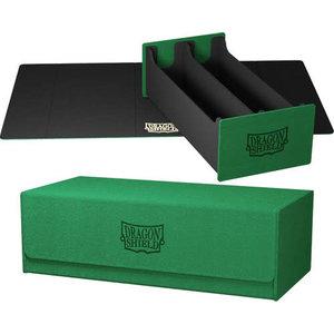 Dragon Shield Dragon Shield: Deckbox Nest 500 - Magic Carpet Green/Black