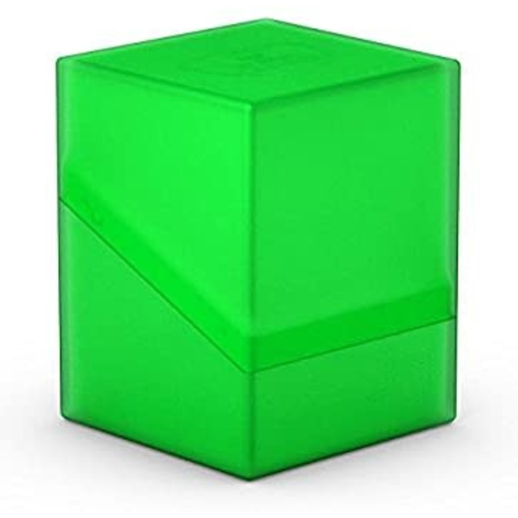 Ultimate Guard Ultimate Guard Deck Box : Boulder 100+ - Emerald