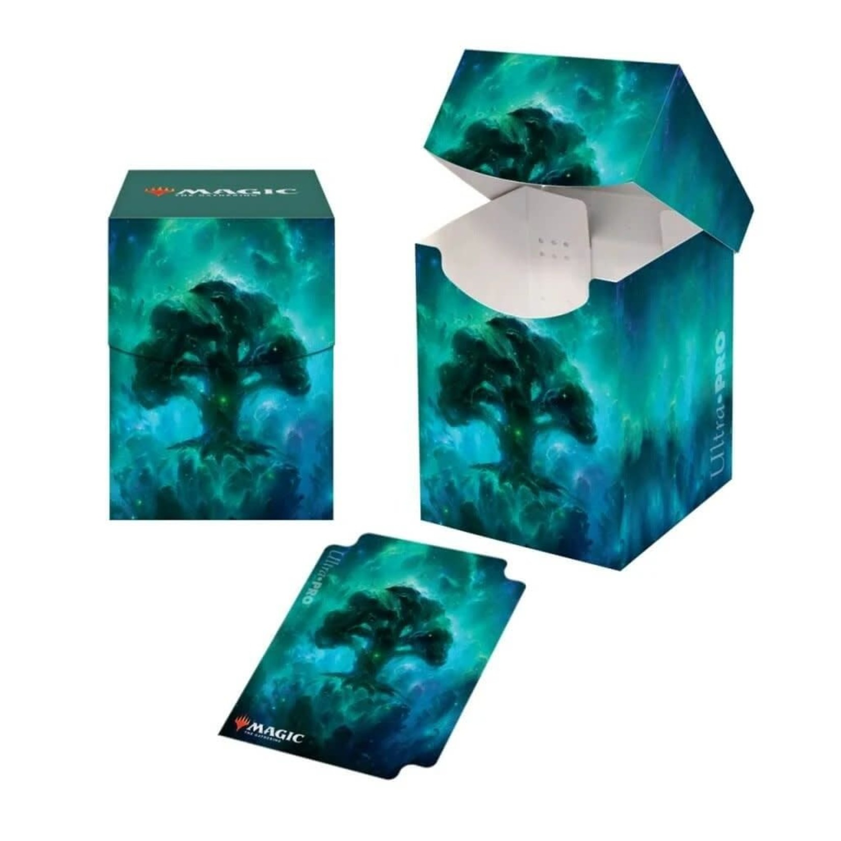 Ultra Pro Ultra Pro Deck Box: PRO 100+ MtG Celestial Forest
