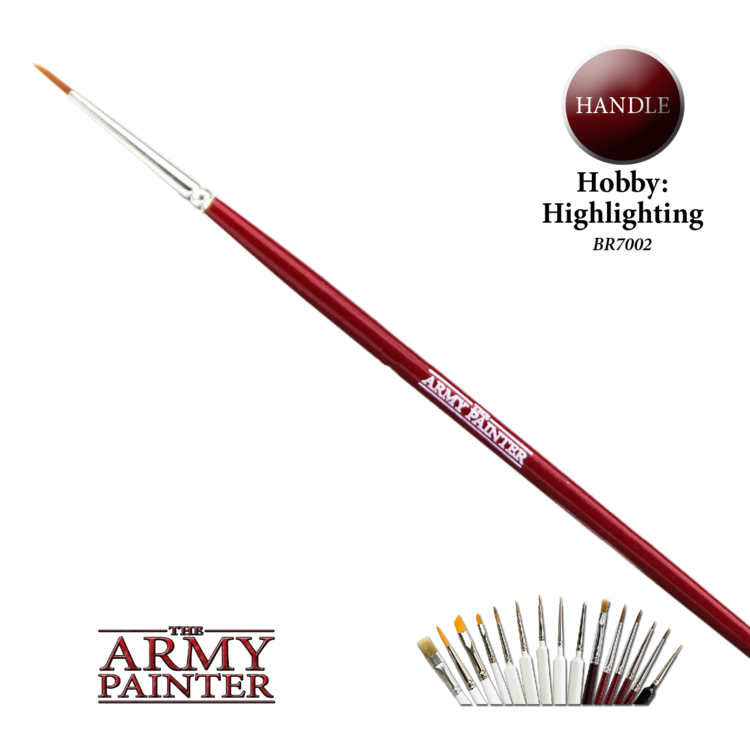 The Army Painter The Army Painter: Highlighting Brush