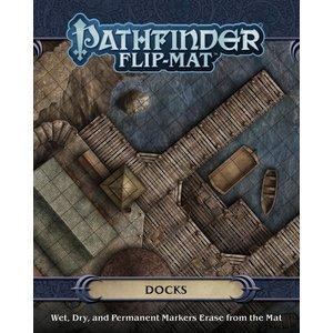 Paizo Pathfinder RPG: Flip-Mat - Docks