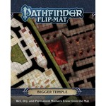 Paizo Pathfinder RPG: Flip-Mat - Bigger Temple