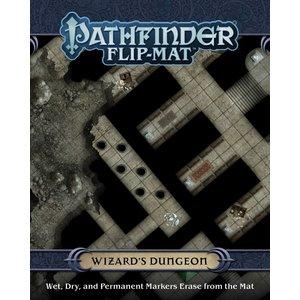 Paizo Pathfinder RPG: Flip-Mat - Wizard's Dungeon