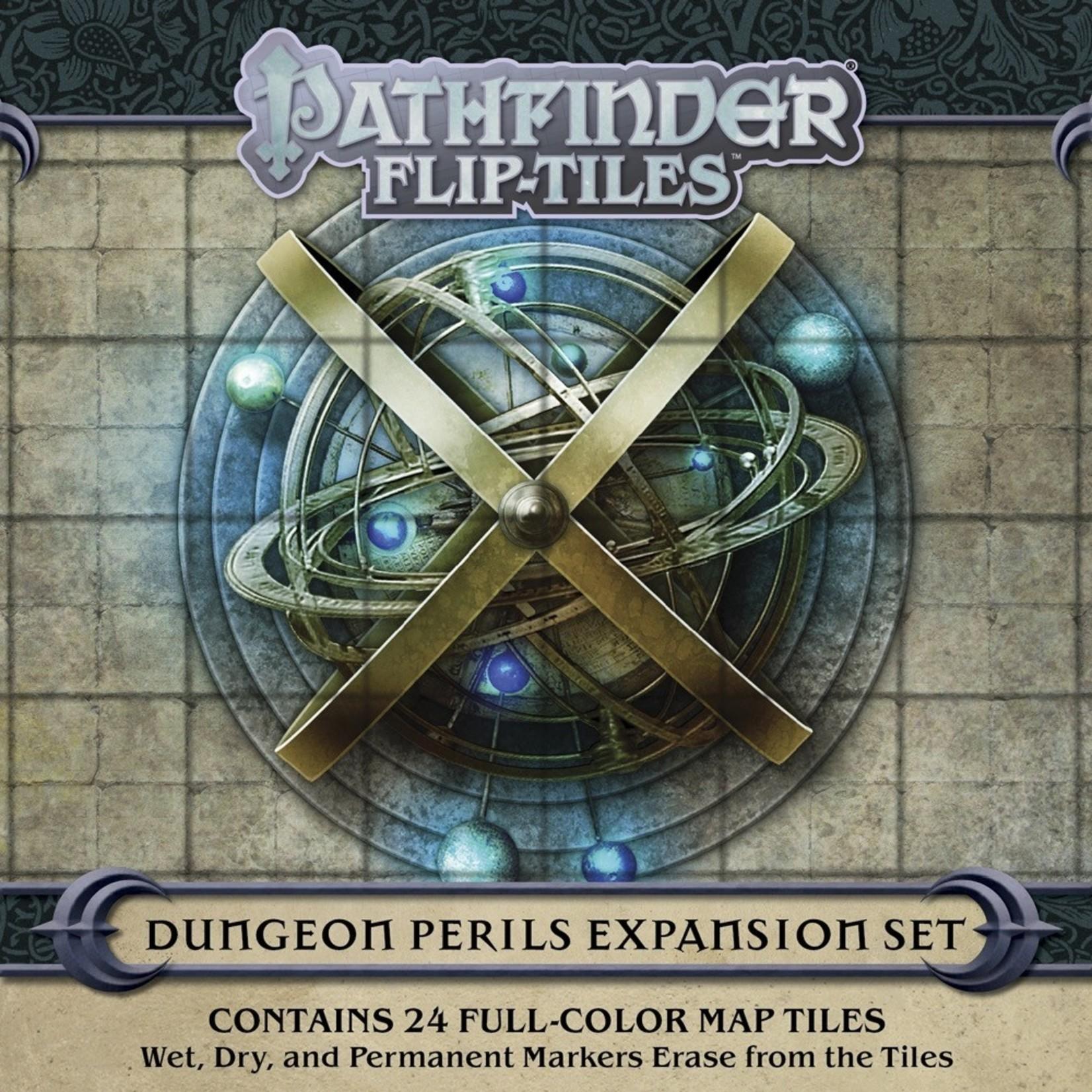 Paizo Pathfinder RPG: Flip-Tiles - Dungeon Perils