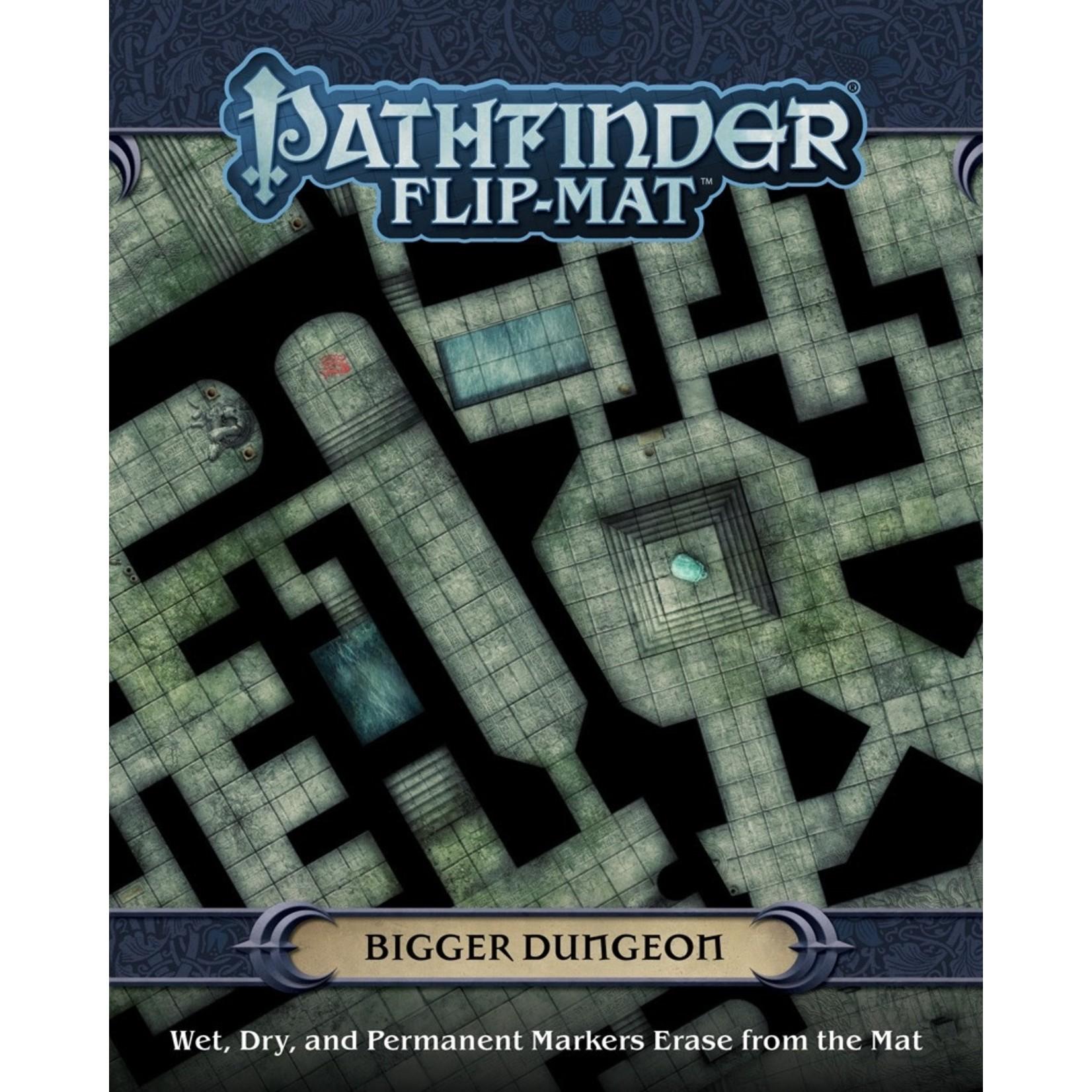 Paizo Pathfinder RPG: Flip-Mat - Bigger Dungeon