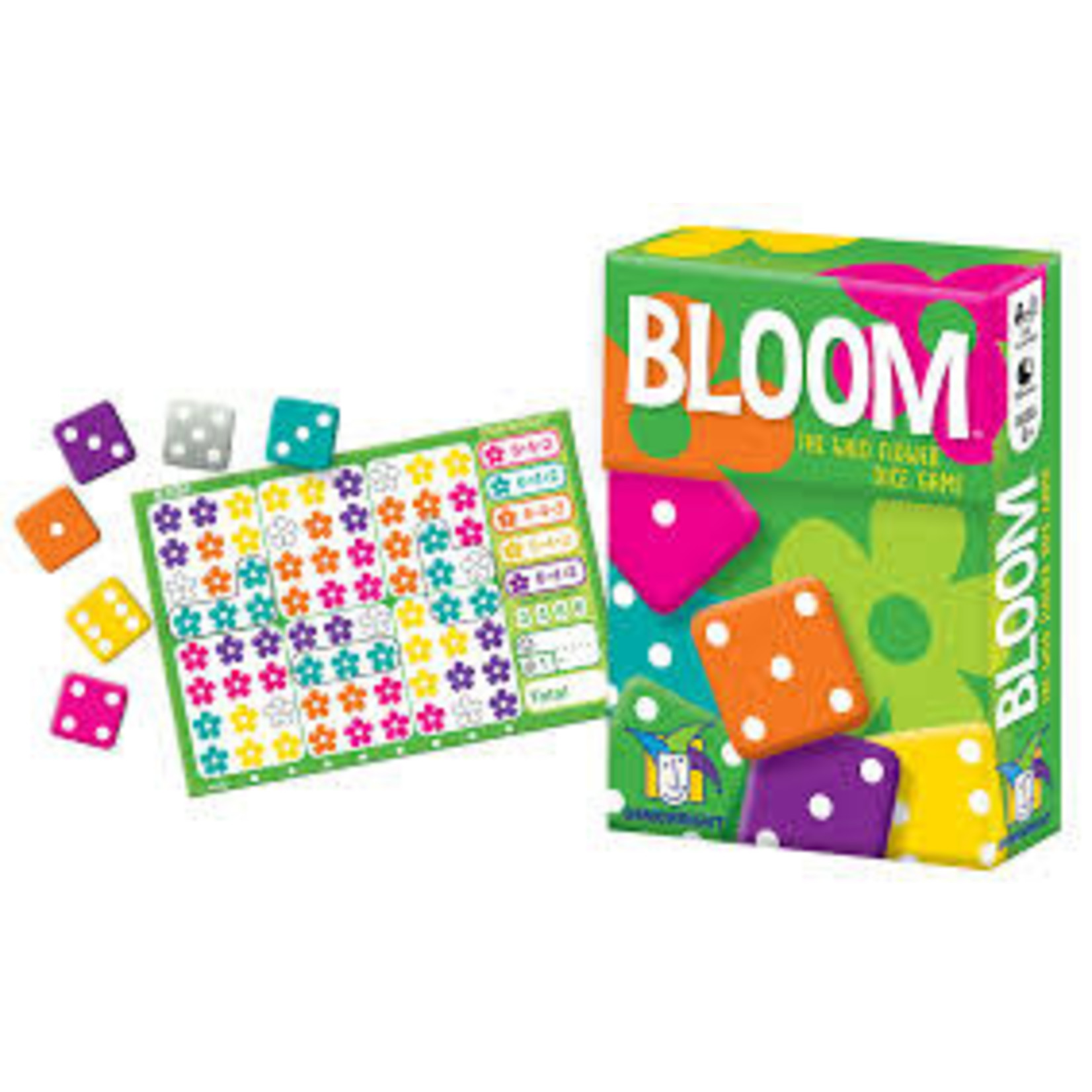 Gamewright Bloom