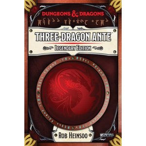 WizKids Three-Dragon Ante: Legendary Edition