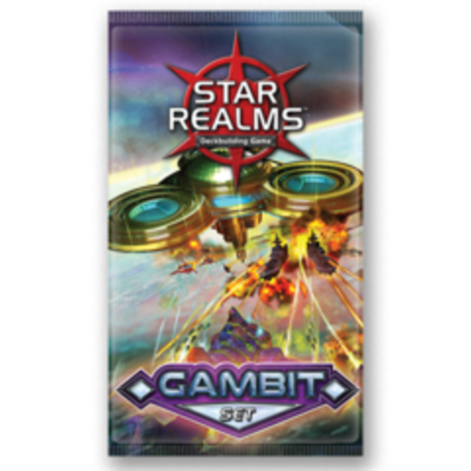 White Wizard Games Star Realms Gambit Expansion Pack