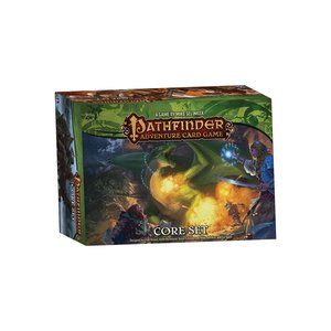 Paizo Pathfinder Adventure Card Game: Core Set (revised edition)