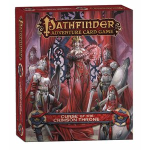 Paizo Pathfinder Adventure Card Game: Curse of the Crimson Throne Expansion