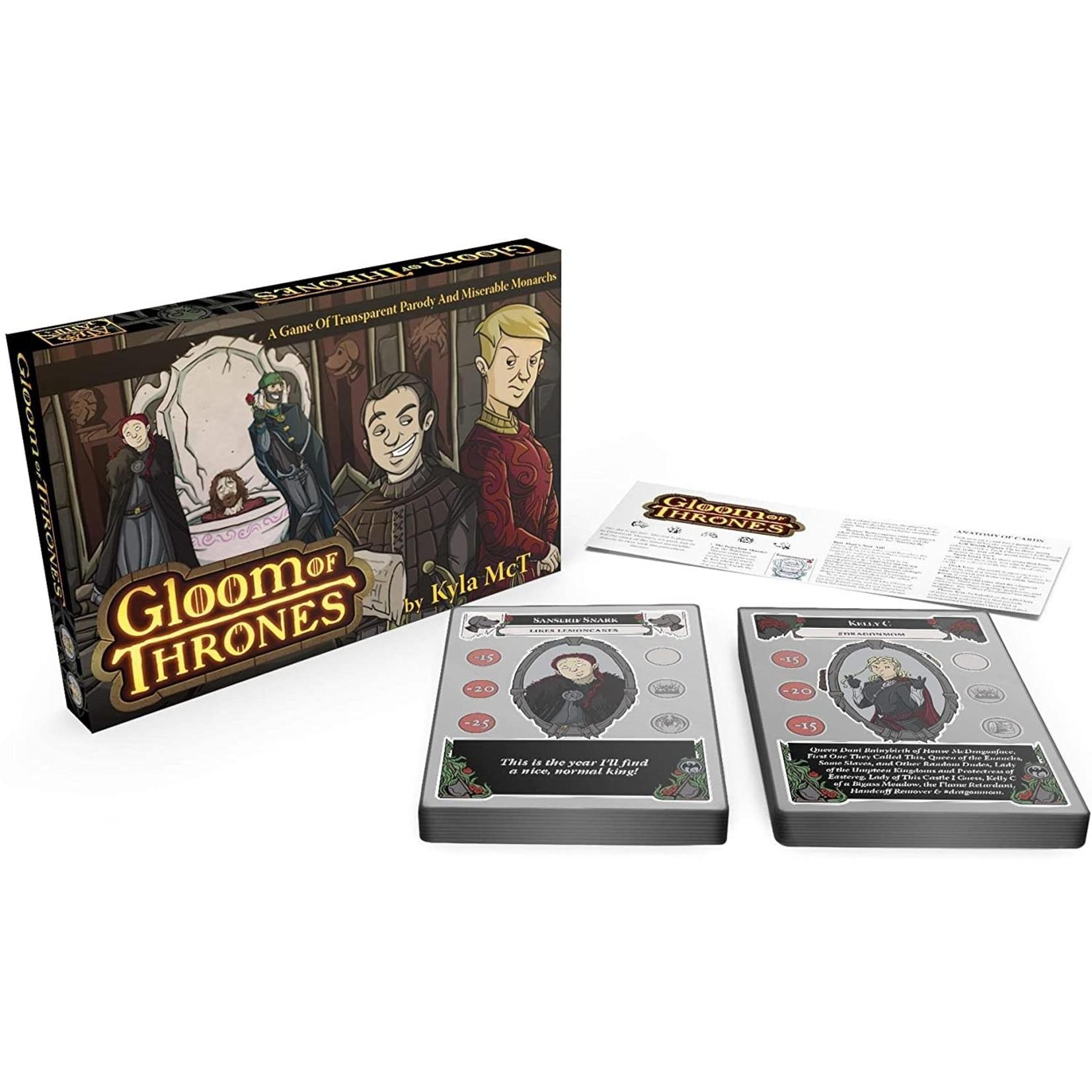 Atlas Games Gloom of Thrones (Kickstarter Ed)