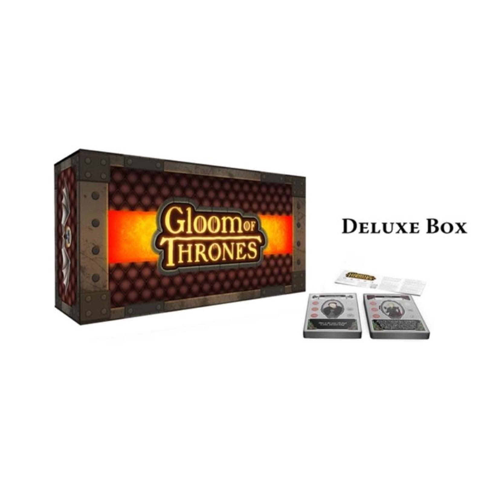 Atlas Games Gloom of Thrones: Deluxe (Kickstarter Ed)