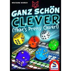 Stronghold Games Ganz Schon Clever