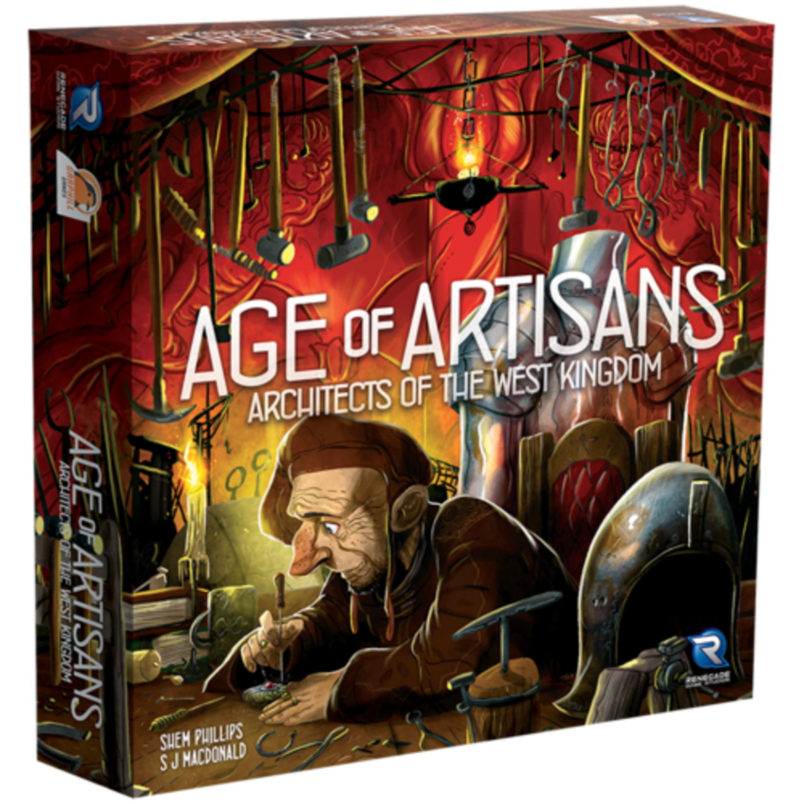 Renegade Architects of the West Kingdom: Age of Artisans