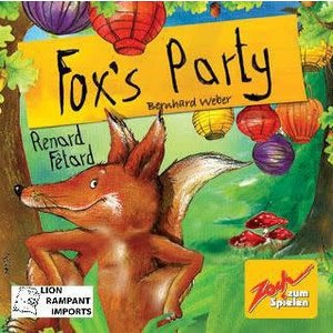 Zoch Verlag Fox's Party
