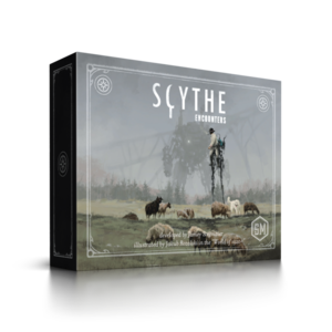 Stonemaier Games Scythe Encounters