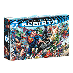 Cryptozoic DC Comics Deckbuilding Game: Rebirth